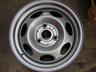 15 Smart Car 3 lug steel wheels rims