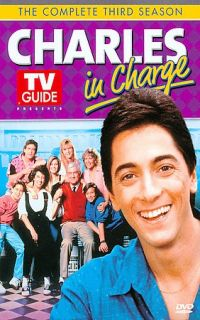 Charles In Charge   The Complete Third Season DVD, 2008, 3 Disc Set