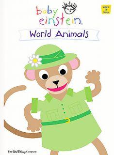Baby Einstein World Animals DVD, 2002