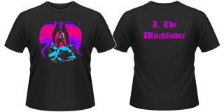 ELECTRIC WIZARD WITCHFINDER SHIRT SLEEP CATHEDRAL BONGZILLA WEEDEATER
