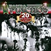 20 Anos de Exitos en Vivo by Banda Machos CD, Nov 2010, Sony Music