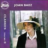 Classics, Vol. 8 by Joan Baez CD, Oct 1990, A M USA