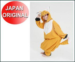 Halloween Costumes Fox Kigurumi Japan party pajamas Genuine from Japan