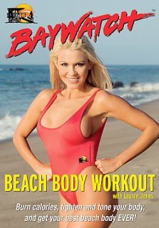 Baywatch Beach Body Workout DVD, 2007