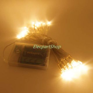 battery operated string lights in Lamps, Lighting & Ceiling Fans