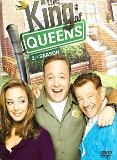 The King of Queens   Season 2 DVD, 2009, 3 Disc Set, Canadian