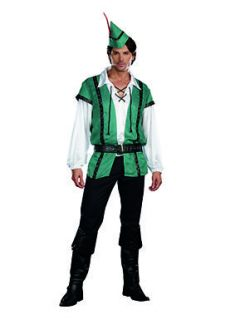 Robin Hood Up To No Good Mens Sexy Costume