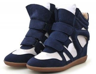2012 NEW ISABEL MARANT Wedge Sneaker casual shoes boots