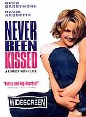 Down with Love Never Been Kissed DVD, 2004, 2 Disc Set, 2 Pack
