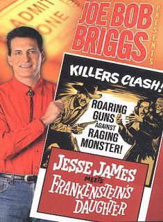 Jesse James Meets Frankensteins Daughter DVD, 2003