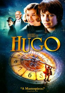 Hugo DVD, 2012, Includes Digital Copy UltraViolet