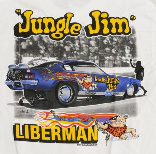 jungle jim liberman in Fan Apparel & Souvenirs