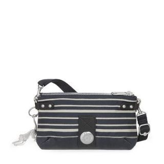 Kipling Bag City Bernice Classic Stripe UK RRP £65