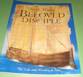 NEW Beloved Disciple Member Study Workbook by Beth Moore NEW