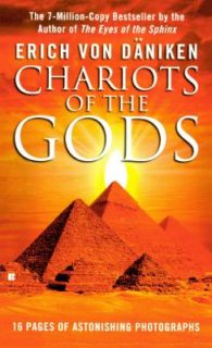 Chariots of the Gods by Erich von Däniken 1980, Hardcover, Prebound