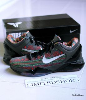 Nike Zoom Kobe VII 7 Black History Month BHM barcelona what the kd iv