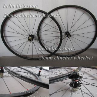 carbon fiber bike wheels in Bicycle Parts