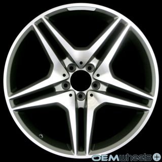 20 SPORT WHEELS FITS MERCEDES BENZ AMG CLS E S SL CLASS WAGON RIMS