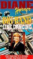 Diane Horners Big Band Line Dancing VHS, 1994