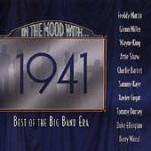 Best of Big Band 1941 CD, Nov 1997, BMG Special Products