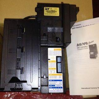 ICT Gamemax BL 700 Bill Acceptor 12 volts