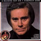 Anniversary Ten Years of Hits by George Jones Cassette, Oct 1990, Epic
