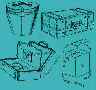 - 155903568_leatherworking-guide-vintage-patterns-trunk-hat-box-cd