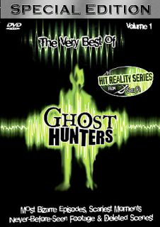 Very Best Of Ghost Hunters   Vol. 1 Most Bizarre Episodes Scariest