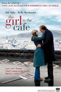 The Girl In The Cafe DVD, 2005