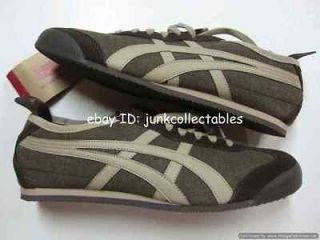 NEW Asics Onitsuka Tiger Mexico 66 DNM brown ultimate 81 men shoe 48