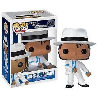 Michael Jackson   Smooth Criminal   Funko POP Vinyl Figure   New in