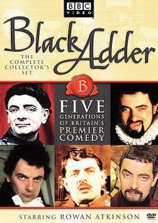 Black Adder   The Complete Collectors Set DVD, 2001, 5 Disc Set