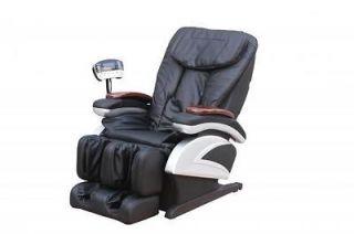 Electric Full Body Shiatsu Massage Chair Recliner w/Heat Stretched