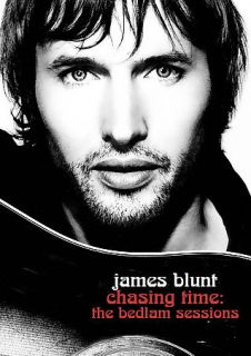 James Blunt   Chasing Time The Bedlam Sessions (DVD, 2006, Amended)