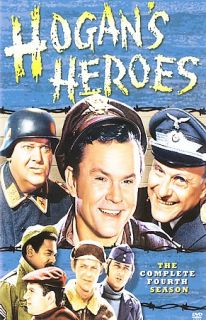 Hogans Heroes   The Complete Fourth Season DVD, 2006, 4 Disc Set