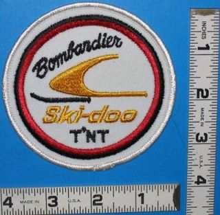 BOMBARDIER TNT SKI DOO SKI DOO WINTER ROADSTER SNOWMOBILE BRP TNT TNT
