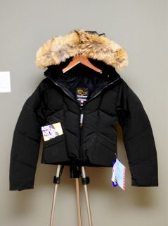 CANADA GOOSE   LADIES ASTRILA JACKET PARKA COAT BLACK
