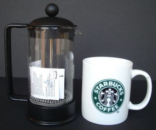 Starbucks french press travel mug on popscreen - Starbucks bodum french press ...