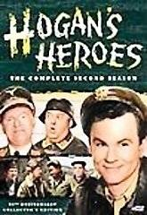 Hogans Heroes   The Complete Second Season DVD, 2005, 5 Disc Set