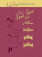 Bob Hope   The Road Show Series Box Set DVD, 2002, 4 Disc Set