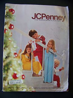 jcpenney christmas catalogs in Books