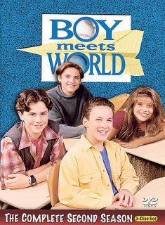 Boy Meets World   The Complete Second Season DVD, 2004
