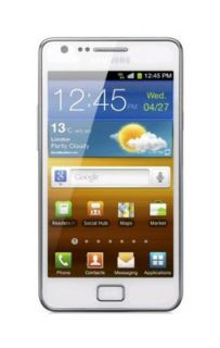 Galaxy S II 4G GT I9300   16GB   White (Boost Mobile) Smartphone