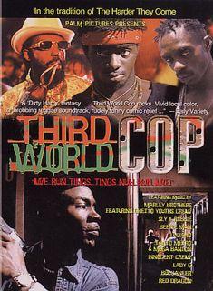 Third World Cop DVD, 2003