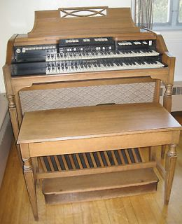 Vintage Hammond Organ B2 with JR 20 Tone Cabinet