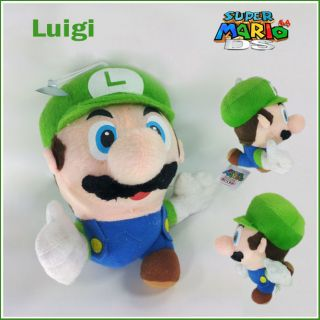 Super Mario Bros Plush Character Soft Toy Stuffed Animal Collectible
