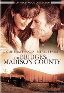 The Bridges of Madison County DVD, 2010