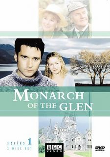 Monarch of the Glen   Complete Series One DVD, 2003, 2 Disc Set