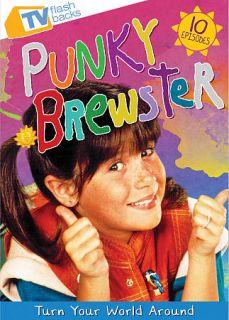 Punky Brewster Turn Your World Around DVD, 2010