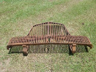 1950 ?? Brockway Truck Grille 146W model ?? Rat Rod Grille